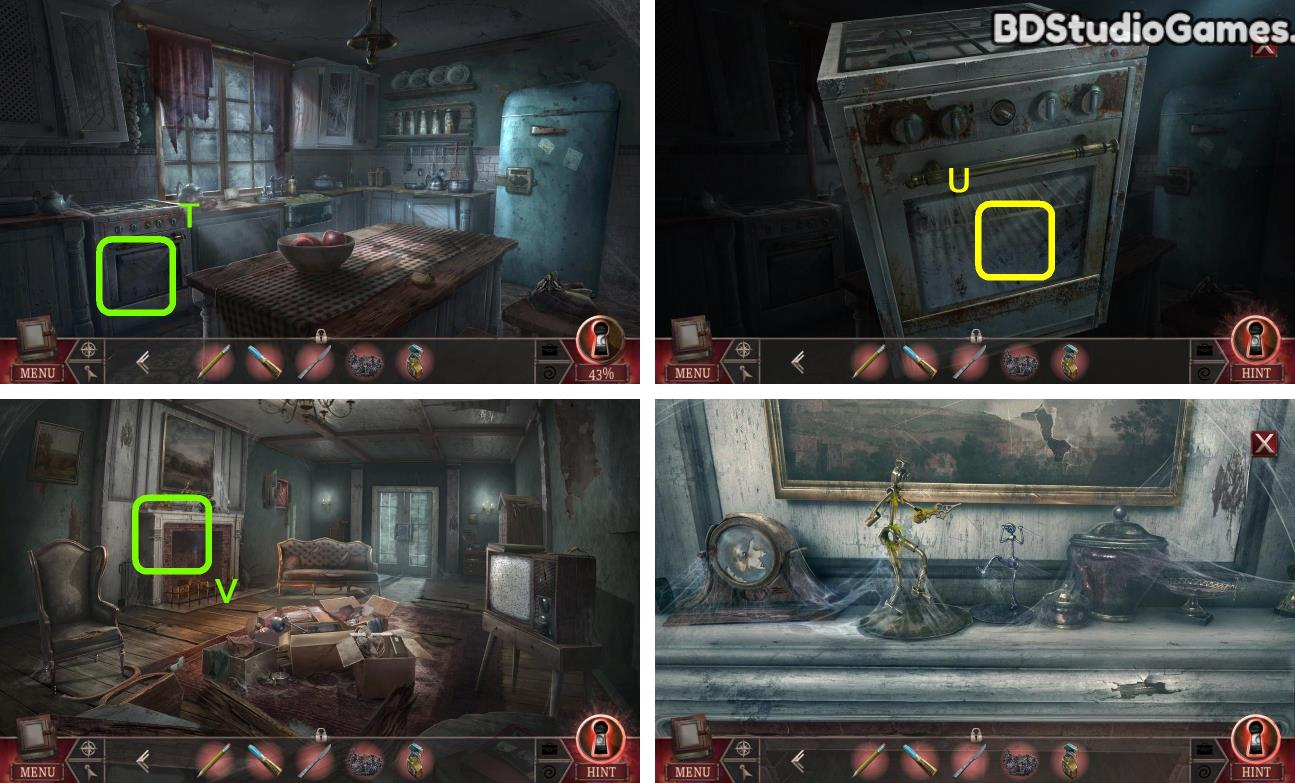 Dreadful Tales: The Space Between Walkthrough Screenshot 0045