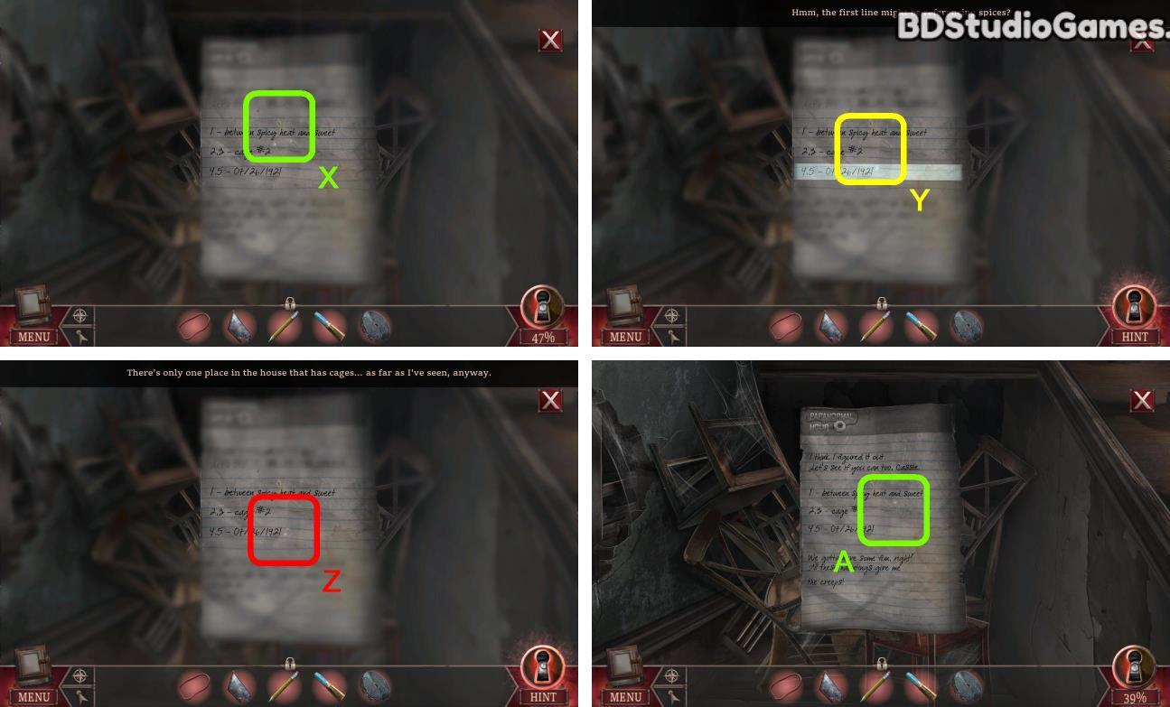 Dreadful Tales: The Space Between Walkthrough Screenshot 0060
