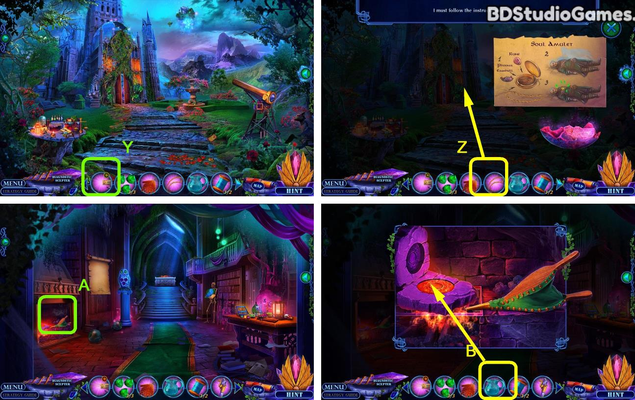 Enchanted Kingdom: Descent of The Elders Walkthrough Screenshot 0023