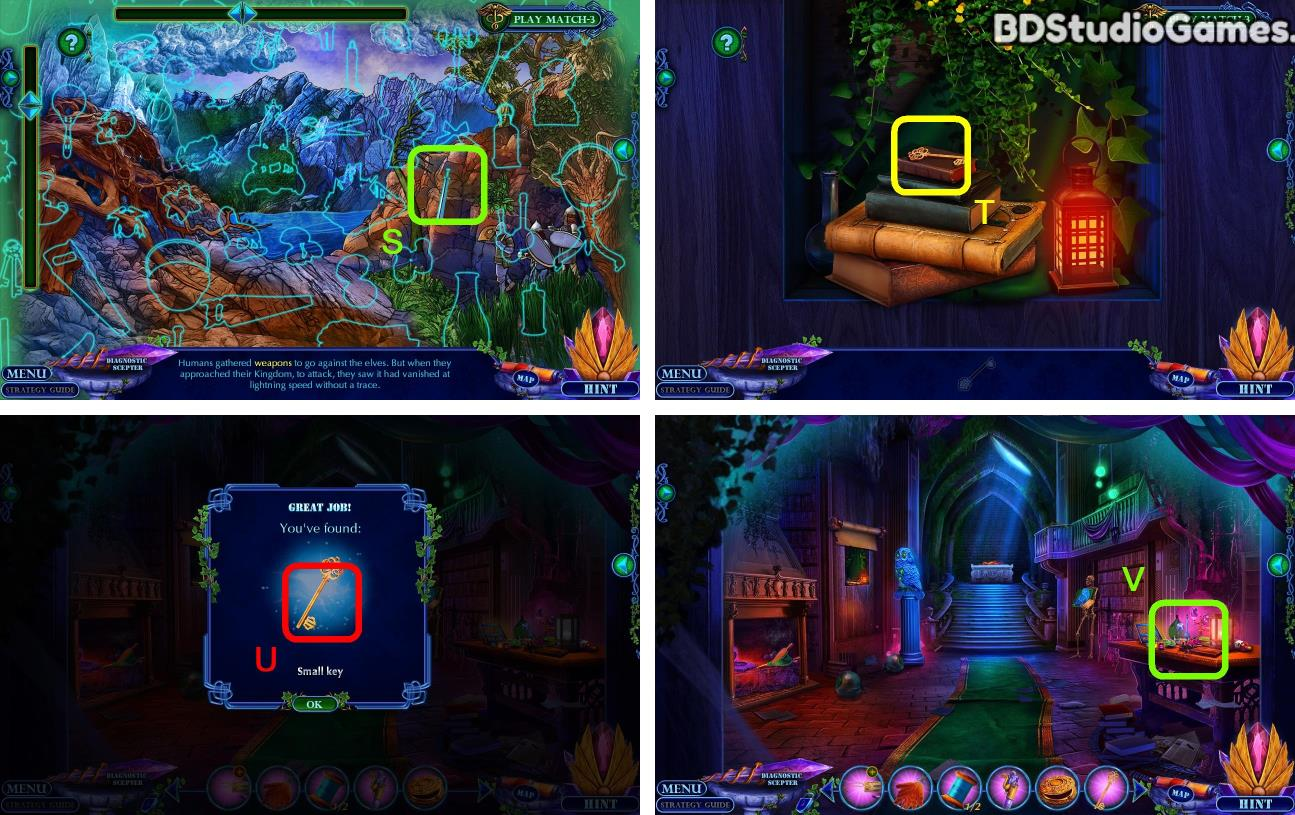 Enchanted Kingdom: Descent of The Elders Walkthrough Screenshot 0028