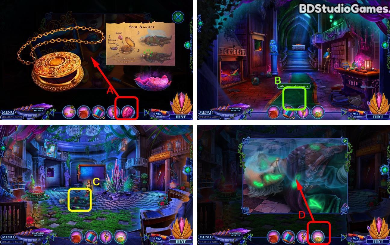 Enchanted Kingdom: Descent of The Elders Walkthrough Screenshot 0030