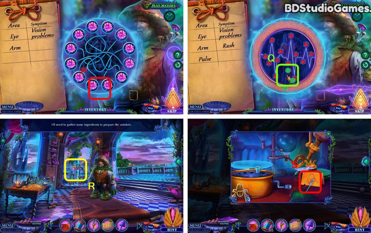 Enchanted Kingdom: Descent of The Elders Walkthrough Screenshot 0034