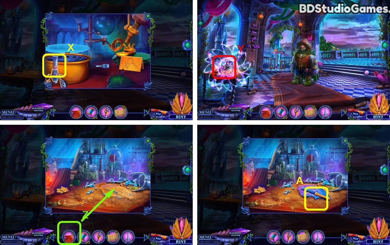 Enchanted Kingdom: Descent of The Elders Walkthrough Screenshot 0036