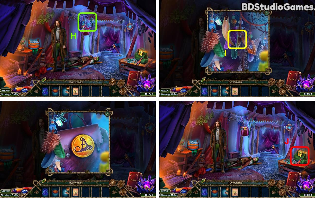 Enchanted Kingdom: Fiend of Darkness Bonus Chapter Walkthrough Screenshot 0003