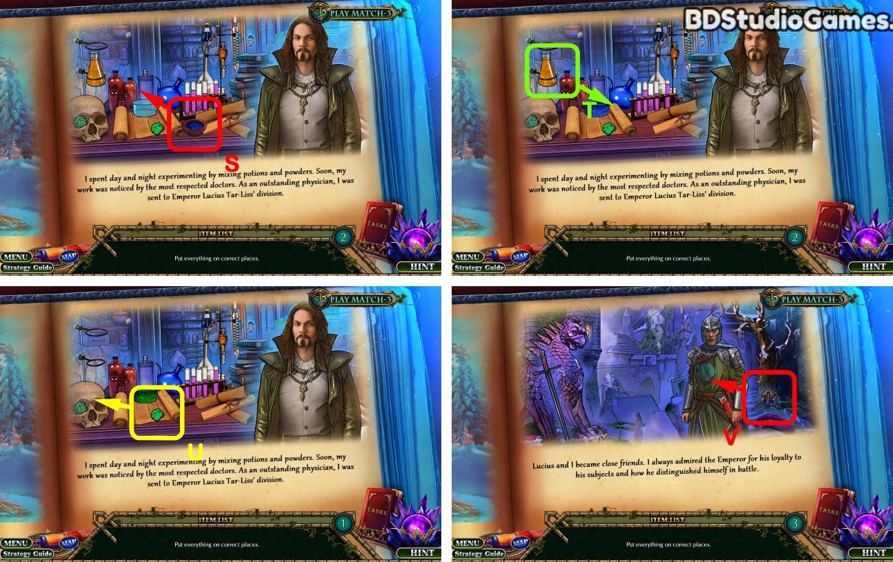 Enchanted Kingdom: Fiend of Darkness Bonus Chapter Walkthrough Screenshot 0006
