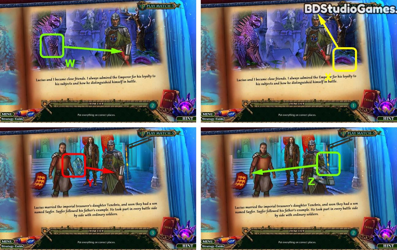 Enchanted Kingdom: Fiend of Darkness Bonus Chapter Walkthrough Screenshot 0007