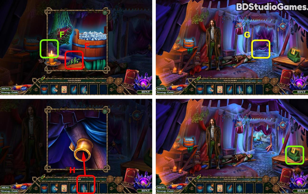 Enchanted Kingdom: Fiend of Darkness Bonus Chapter Walkthrough Screenshot 0009