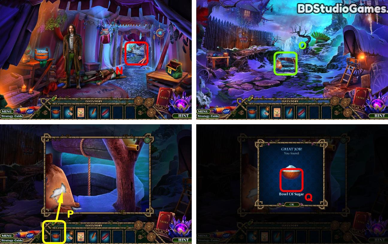 Enchanted Kingdom: Fiend of Darkness Bonus Chapter Walkthrough Screenshot 0011