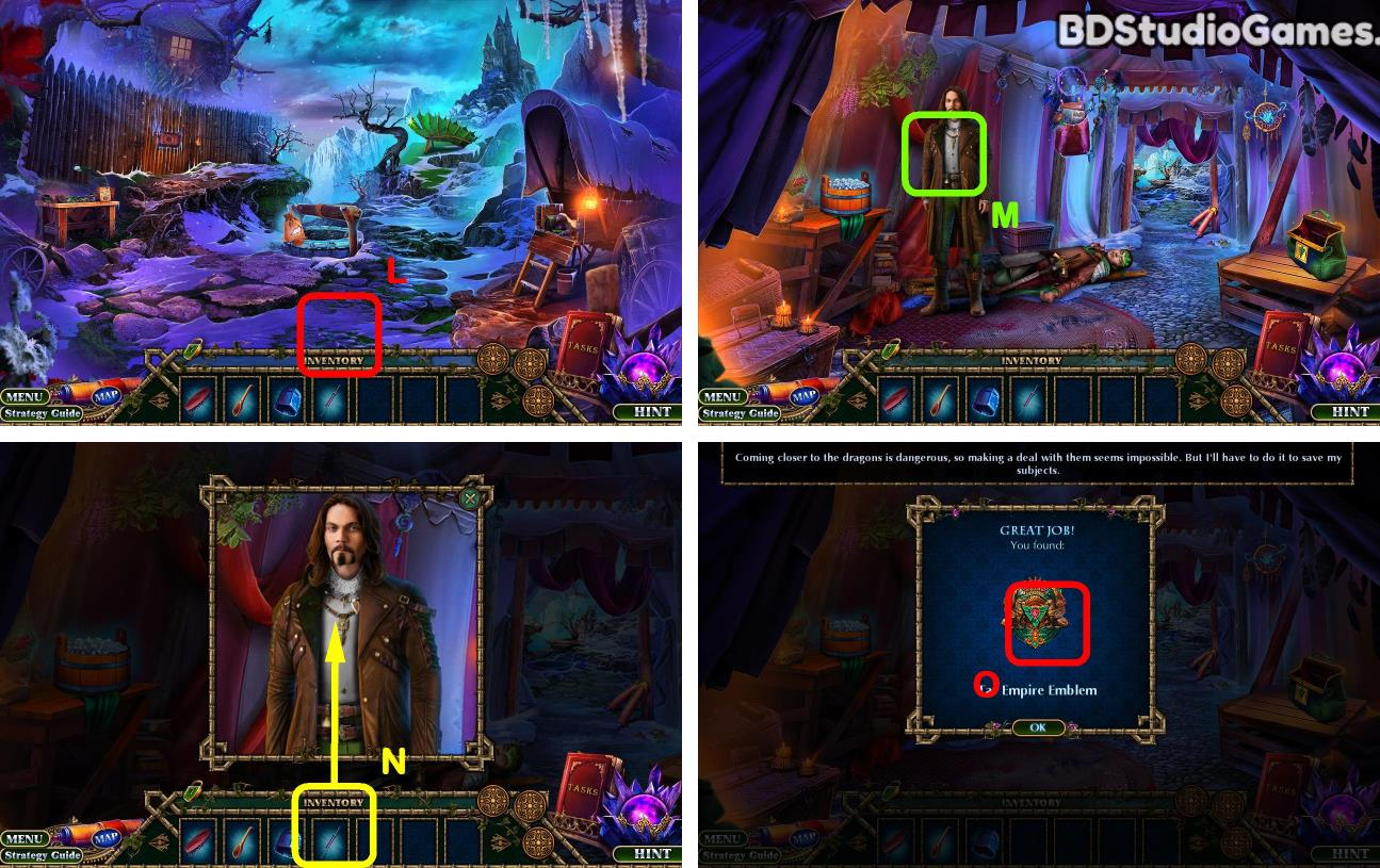 Enchanted Kingdom: Fiend of Darkness Bonus Chapter Walkthrough Screenshot 0017