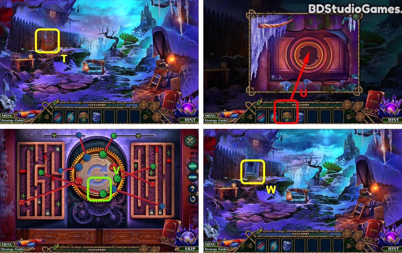 Enchanted Kingdom: Fiend of Darkness Bonus Chapter Walkthrough Screenshot 0019