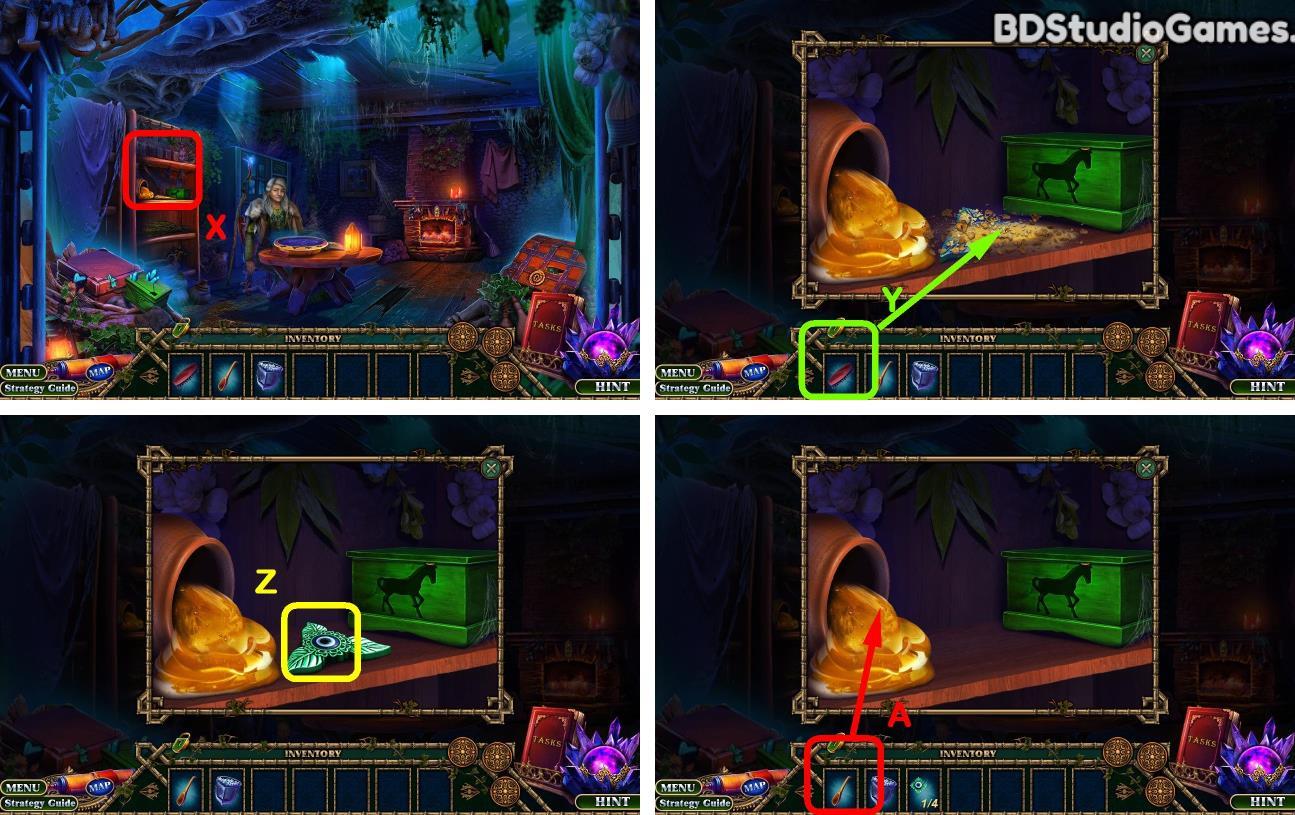 Enchanted Kingdom: Fiend of Darkness Bonus Chapter Walkthrough Screenshot 0020