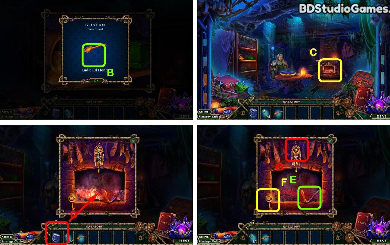 Enchanted Kingdom: Fiend of Darkness Bonus Chapter Walkthrough Screenshot 0021