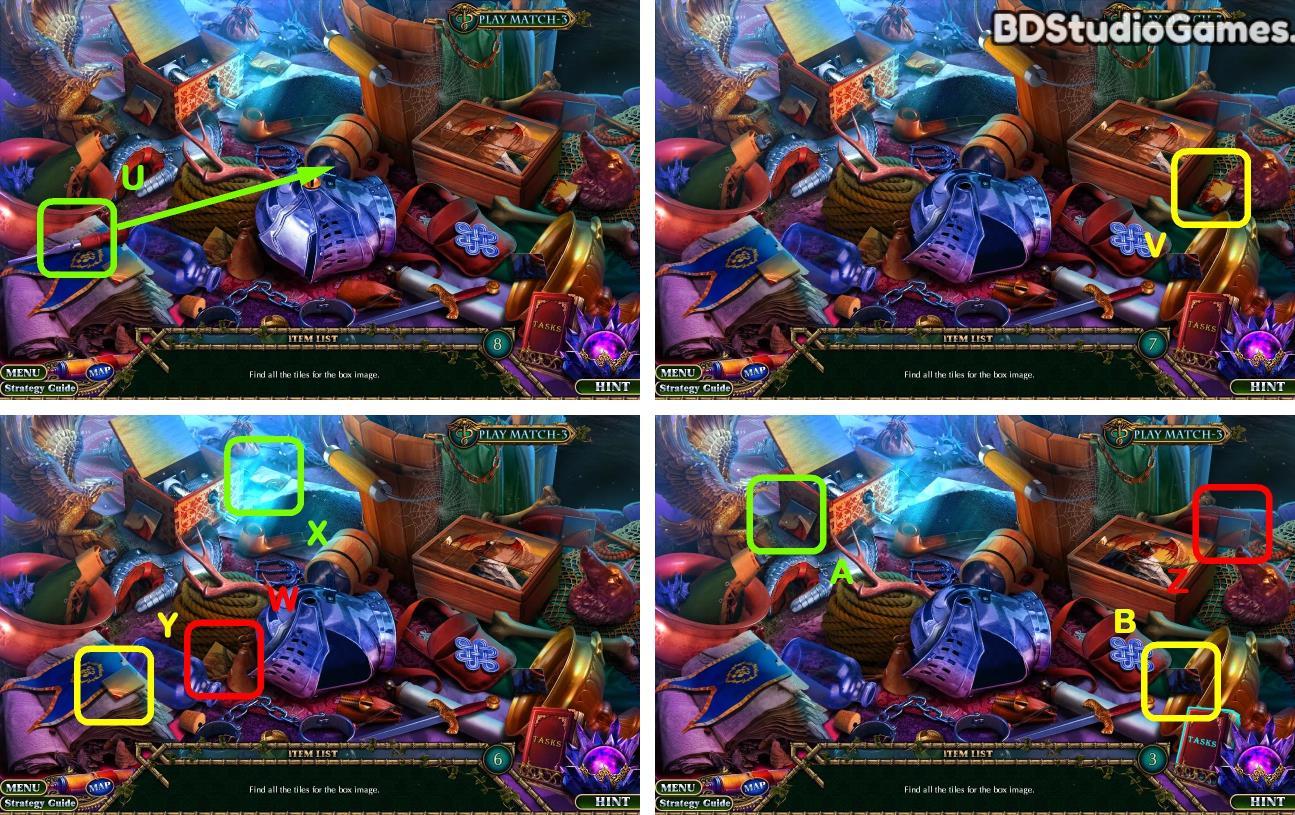 Enchanted Kingdom: Fiend of Darkness Bonus Chapter Walkthrough Screenshot 0025