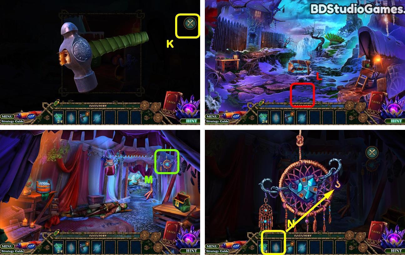 Enchanted Kingdom: Fiend of Darkness Bonus Chapter Walkthrough Screenshot 0028