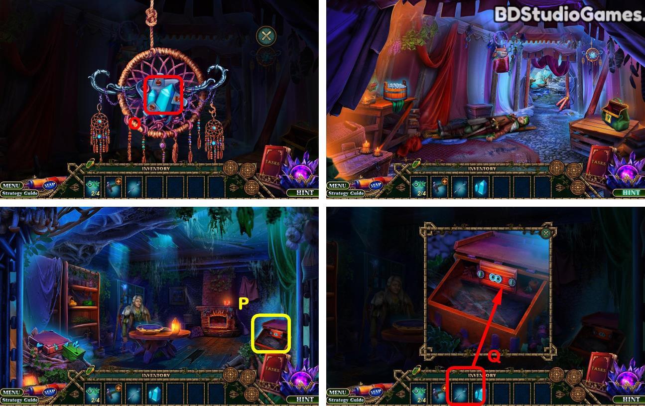 Enchanted Kingdom: Fiend of Darkness Bonus Chapter Walkthrough Screenshot 0029