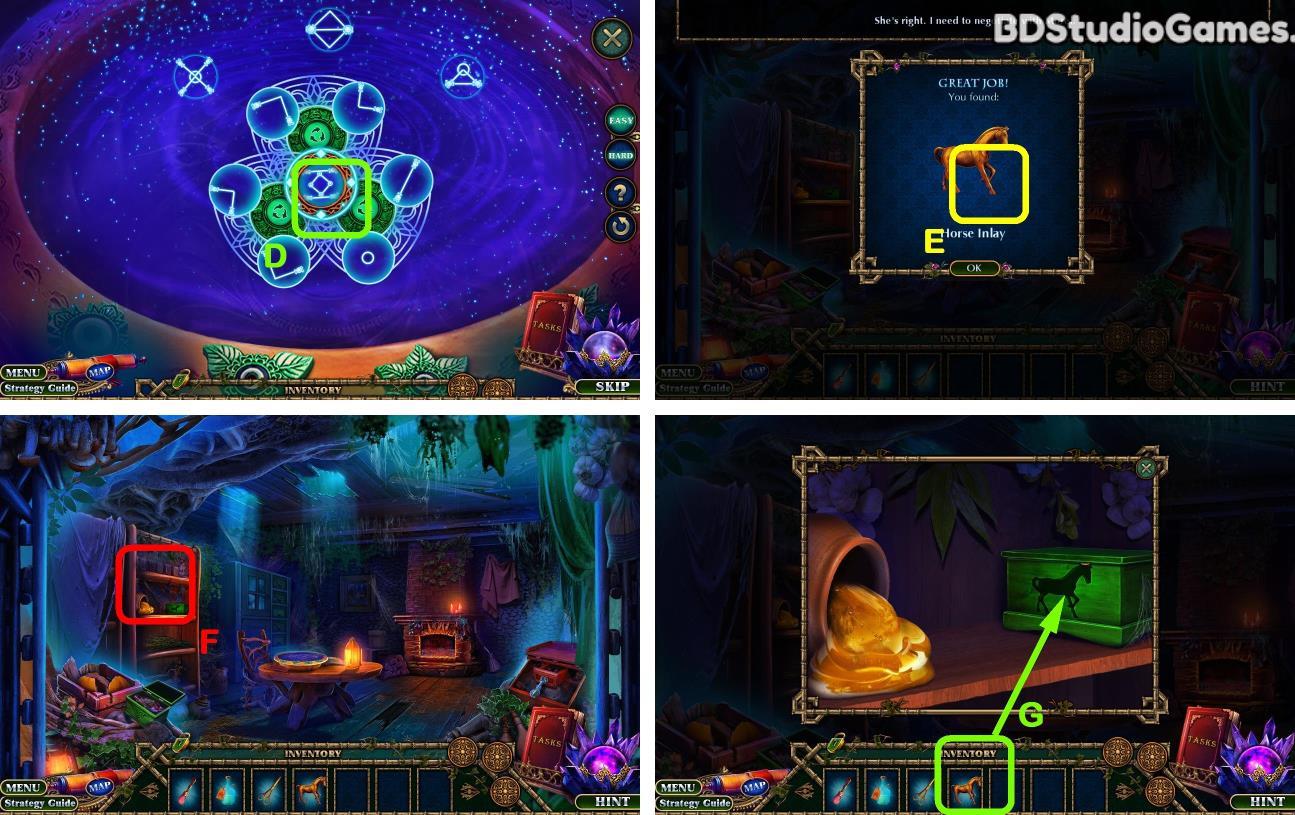 Enchanted Kingdom: Fiend of Darkness Bonus Chapter Walkthrough Screenshot 0033