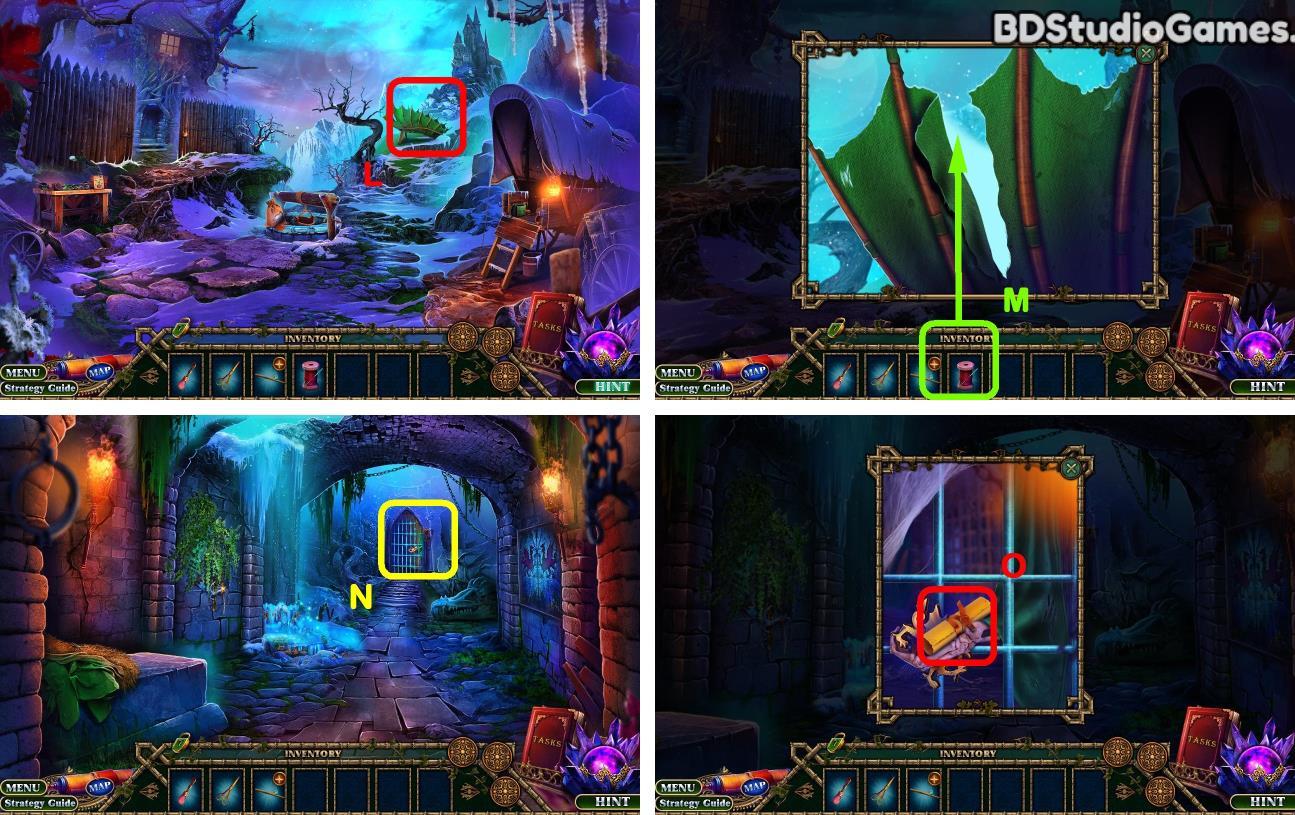 Enchanted Kingdom: Fiend of Darkness Bonus Chapter Walkthrough Screenshot 0035
