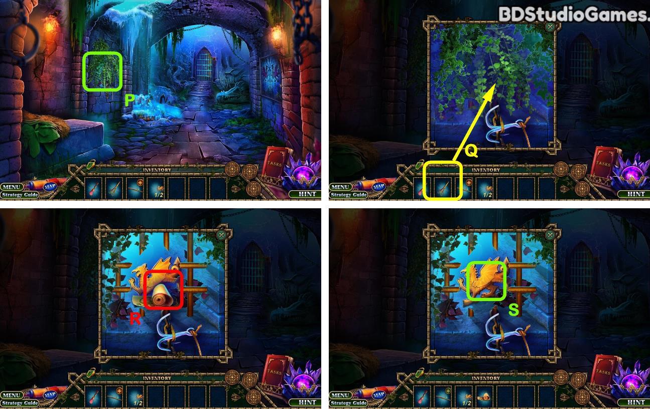 Enchanted Kingdom: Fiend of Darkness Bonus Chapter Walkthrough Screenshot 0036