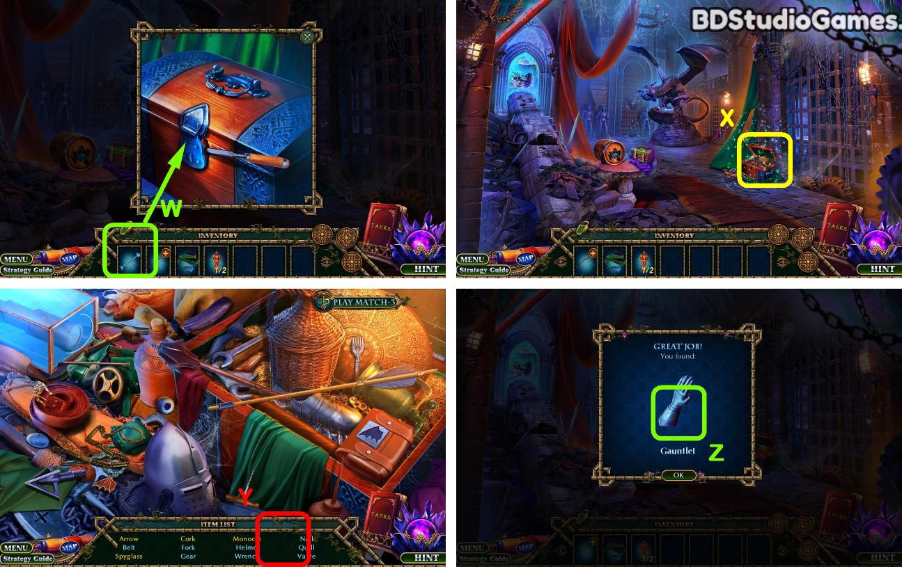 Enchanted Kingdom: Fiend of Darkness Bonus Chapter Walkthrough Screenshot 0044