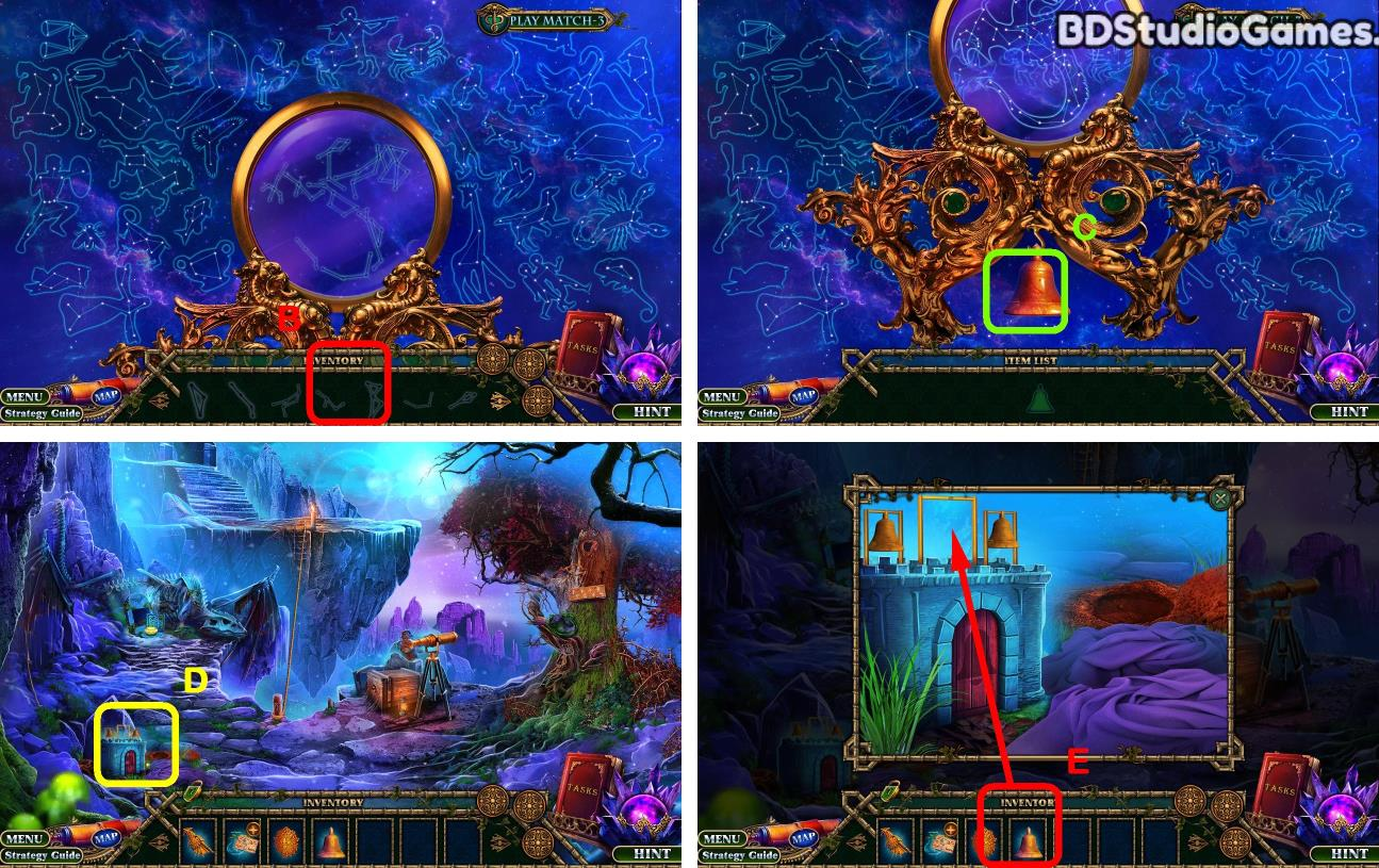 Enchanted Kingdom: Fiend of Darkness Bonus Chapter Walkthrough Screenshot 0065