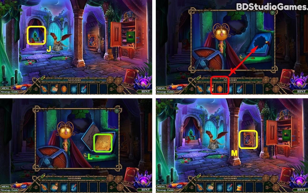 Enchanted Kingdom: Fiend of Darkness Bonus Chapter Walkthrough Screenshot 0067