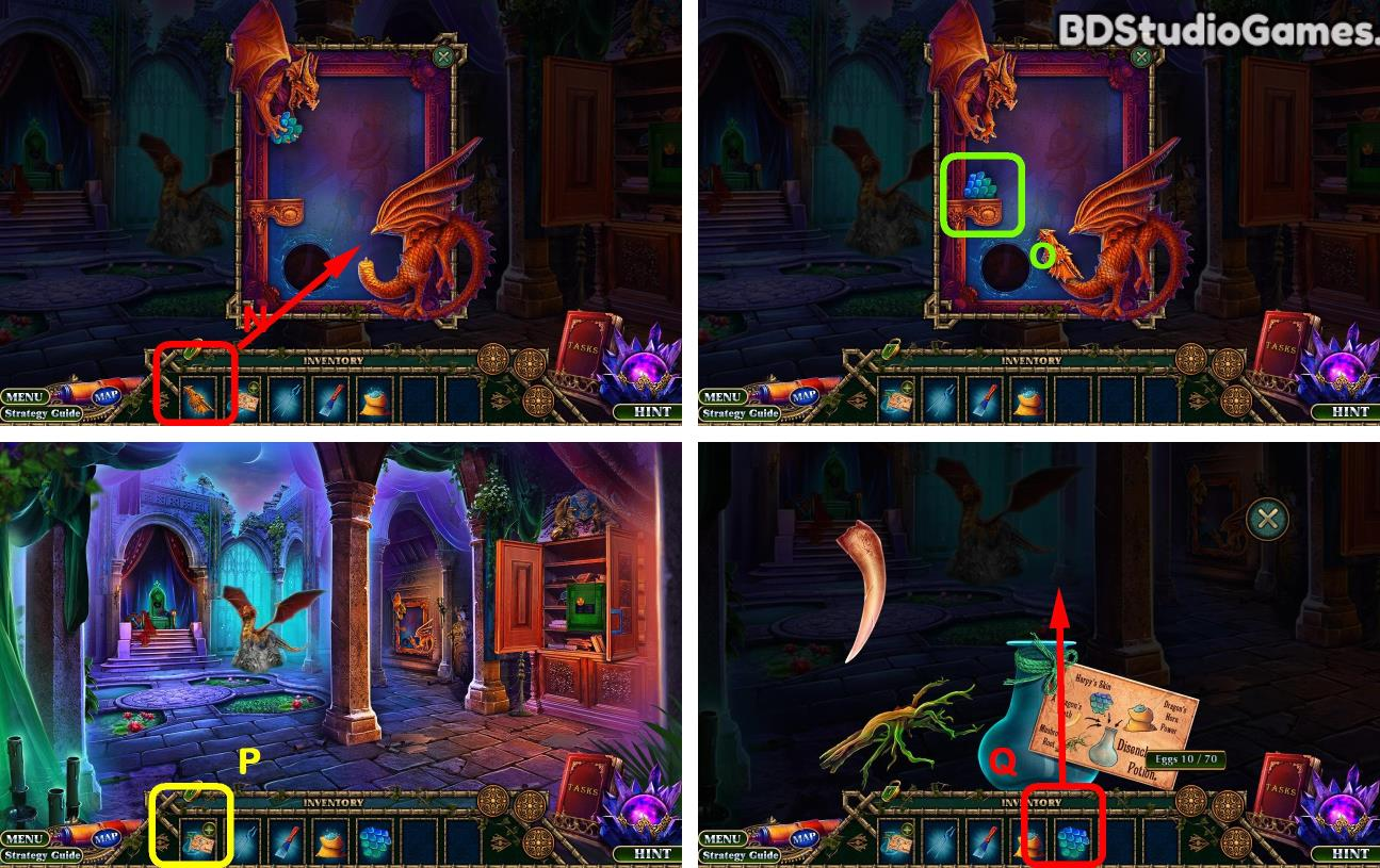 Enchanted Kingdom: Fiend of Darkness Bonus Chapter Walkthrough Screenshot 0068