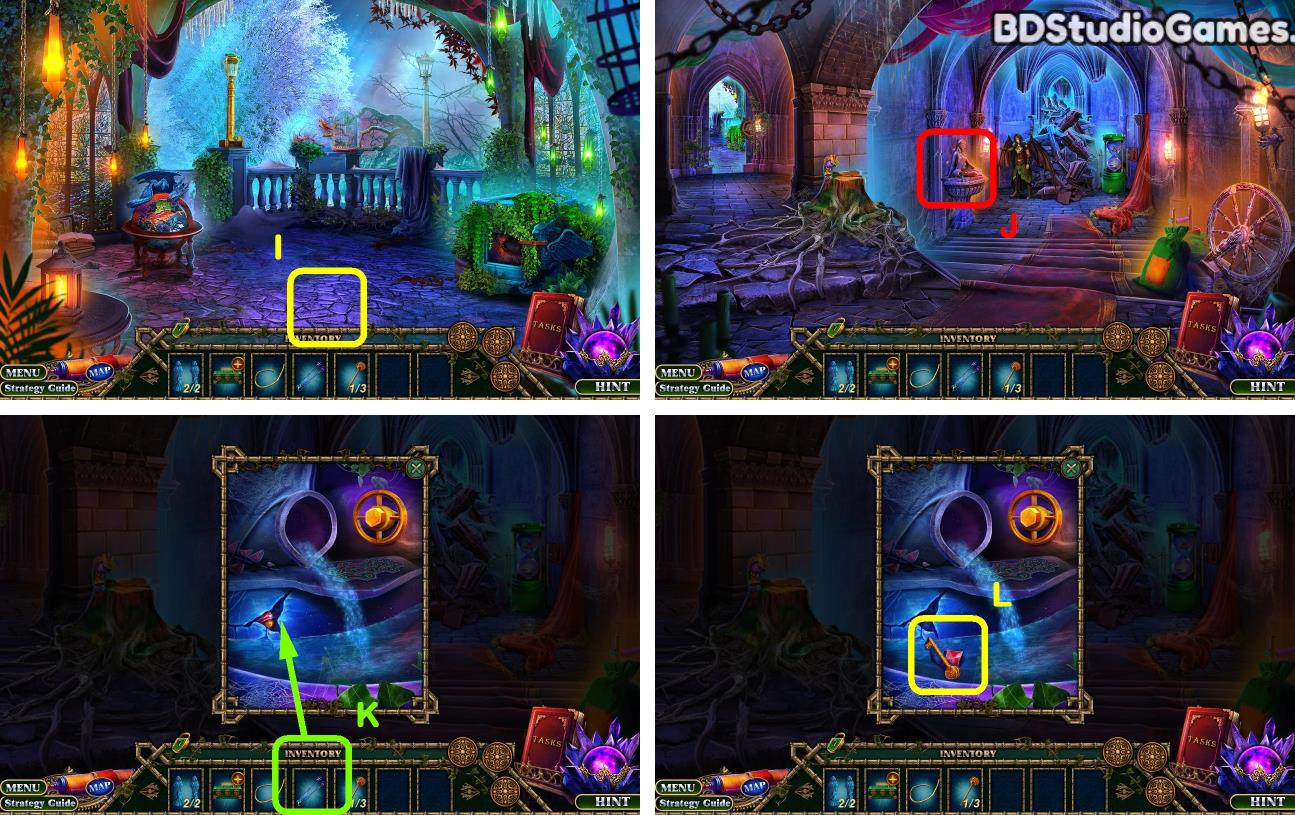 Enchanted Kingdom: Fiend of Darkness Bonus Chapter Walkthrough Screenshot 0080