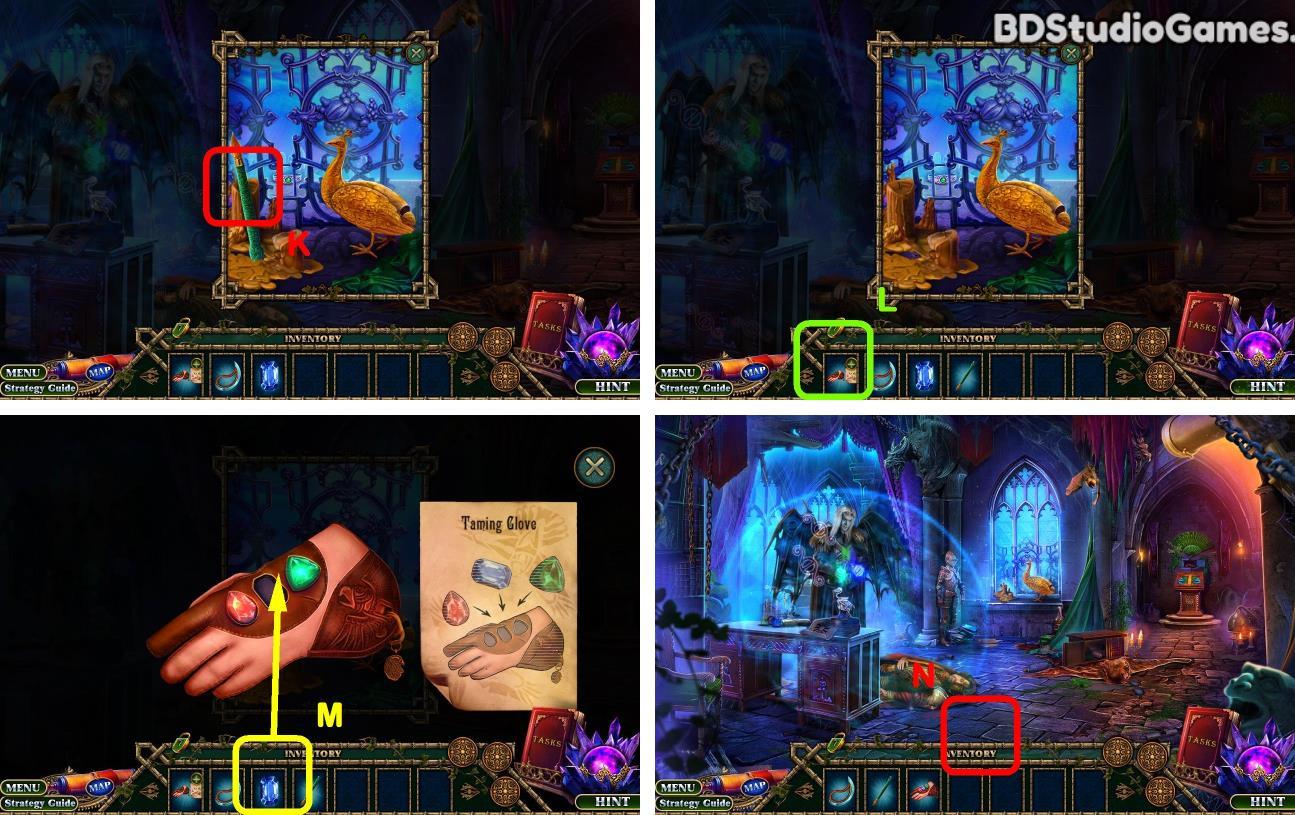 Enchanted Kingdom: Fiend of Darkness Bonus Chapter Walkthrough Screenshot 0087