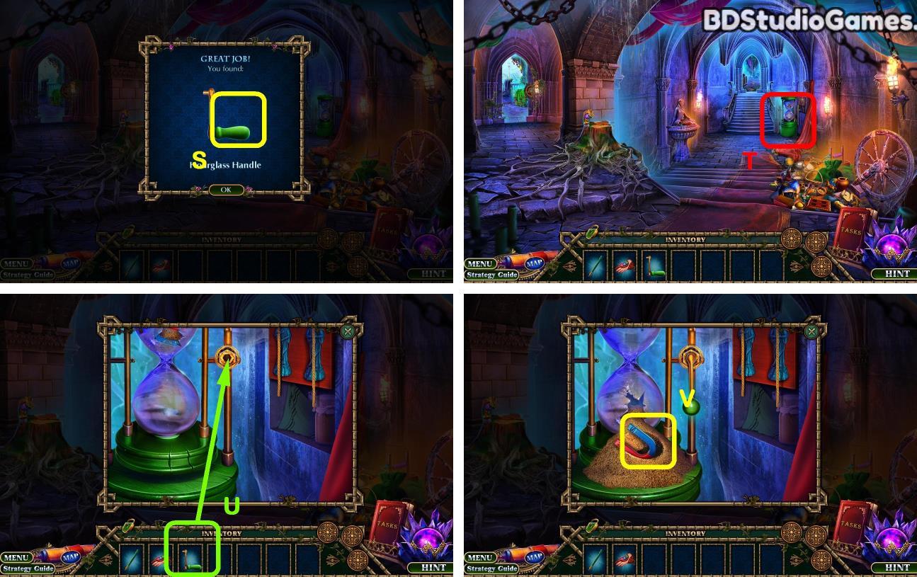 Enchanted Kingdom: Fiend of Darkness Bonus Chapter Walkthrough Screenshot 0089
