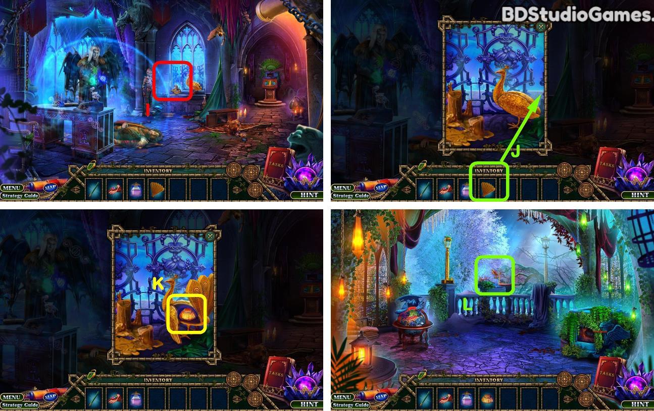 Enchanted Kingdom: Fiend of Darkness Bonus Chapter Walkthrough Screenshot 0093