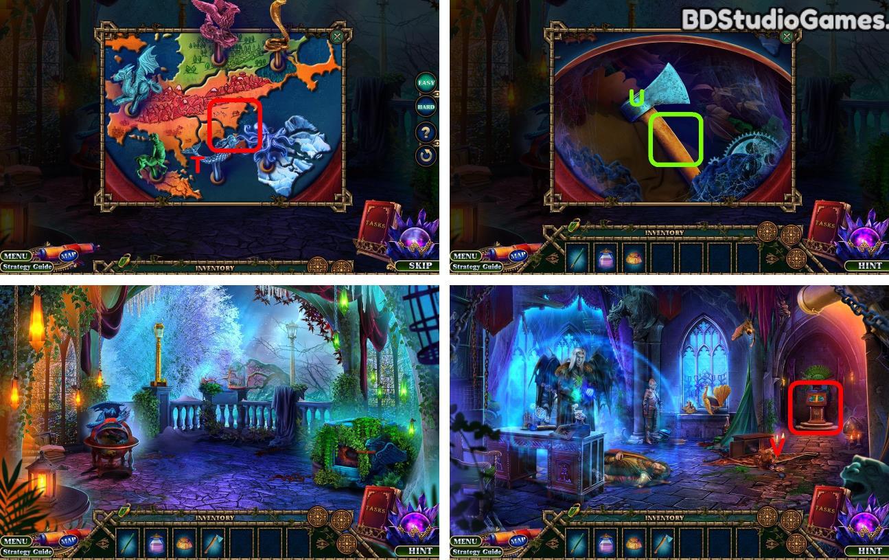 Enchanted Kingdom: Fiend of Darkness Bonus Chapter Walkthrough Screenshot 0096