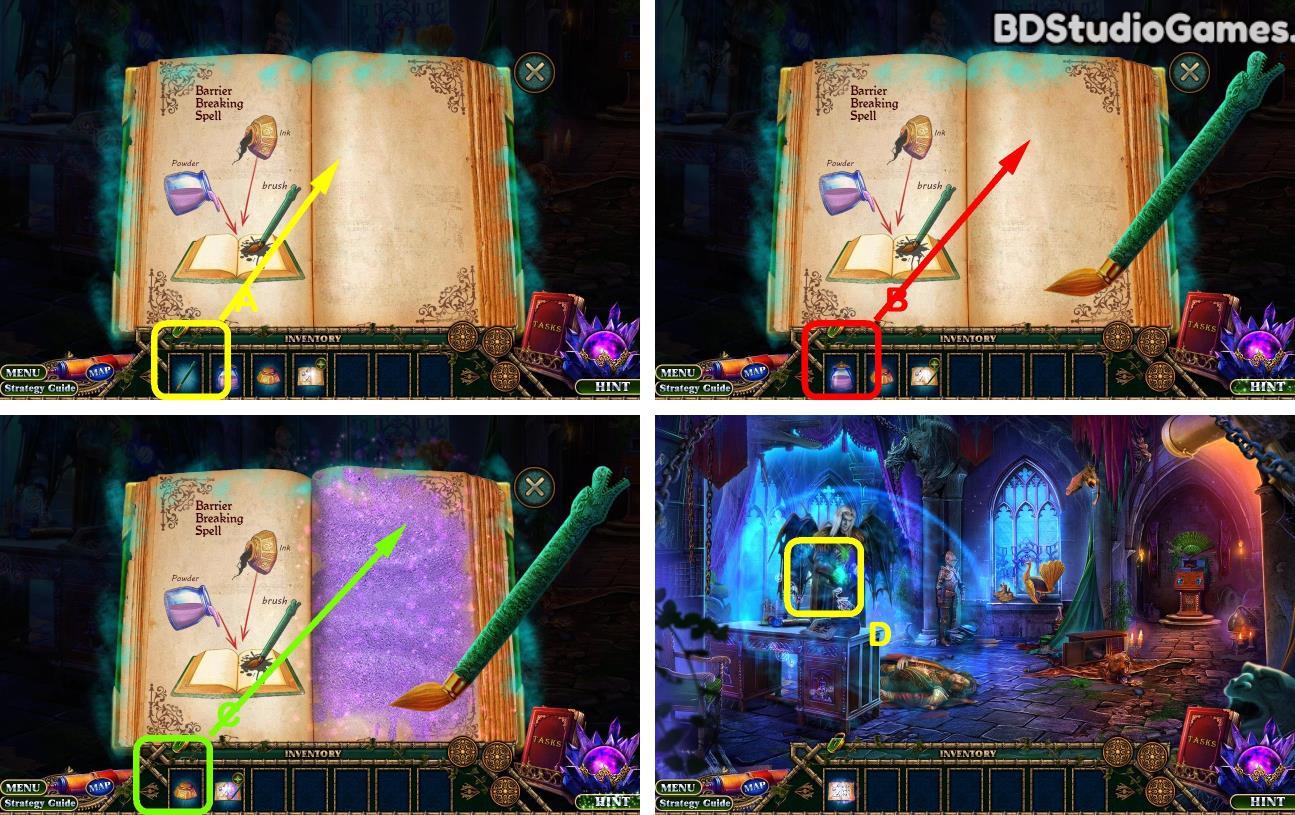 Enchanted Kingdom: Fiend of Darkness Bonus Chapter Walkthrough Screenshot 0098