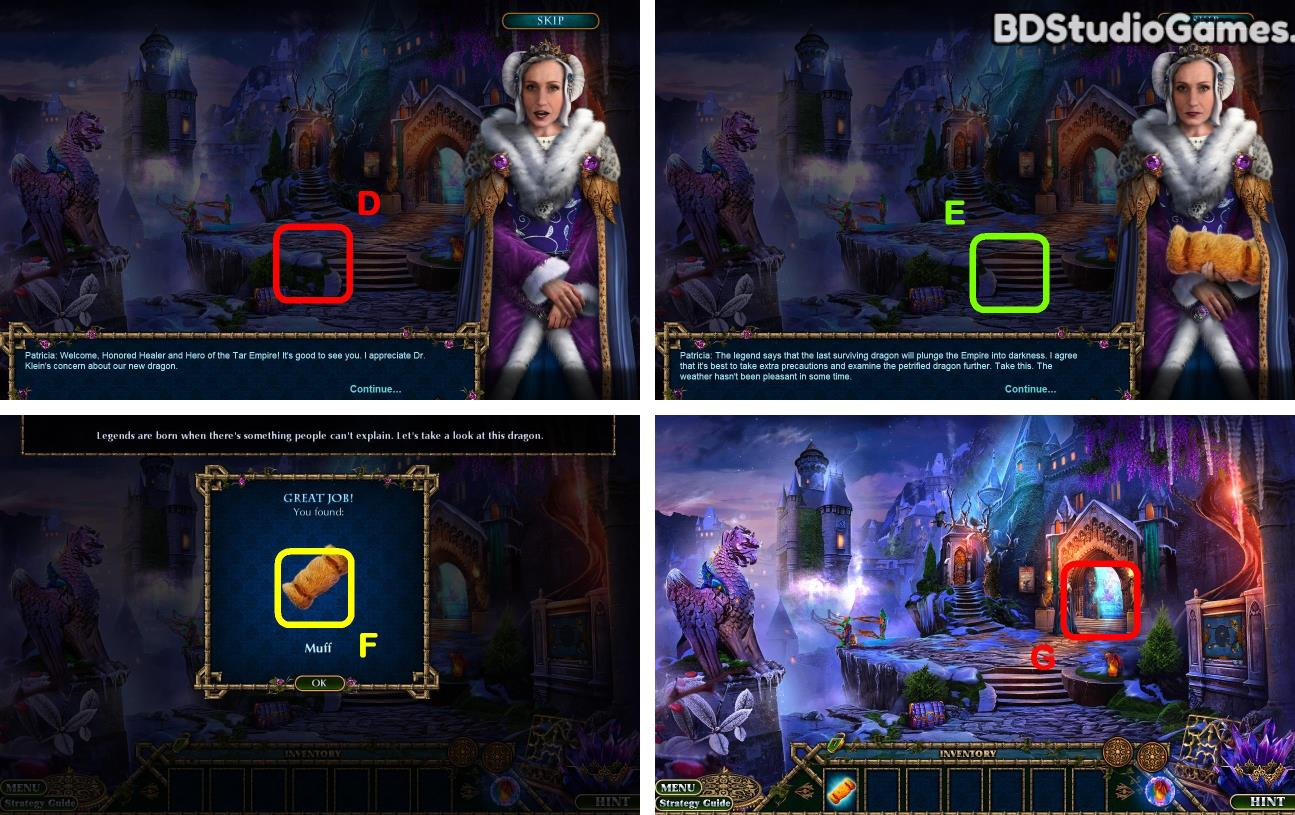 Enchanted Kingdom: Fiend of Darkness Walkthrough Screenshot 0002