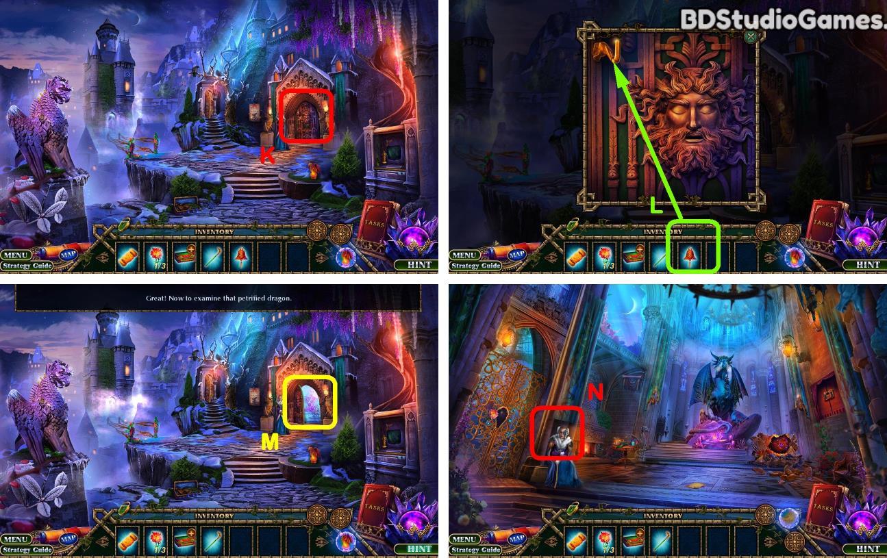 Enchanted Kingdom: Fiend of Darkness Walkthrough Screenshot 0010