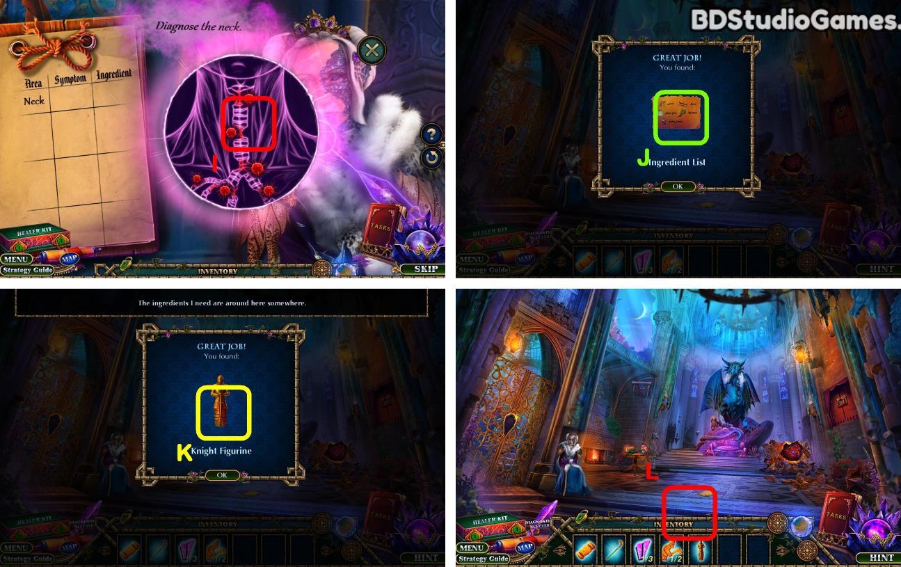 Enchanted Kingdom: Fiend of Darkness Walkthrough Screenshot 0016