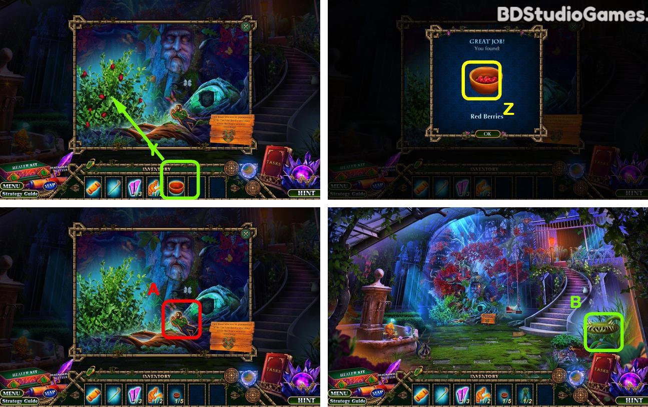 Enchanted Kingdom: Fiend of Darkness Walkthrough Screenshot 0020