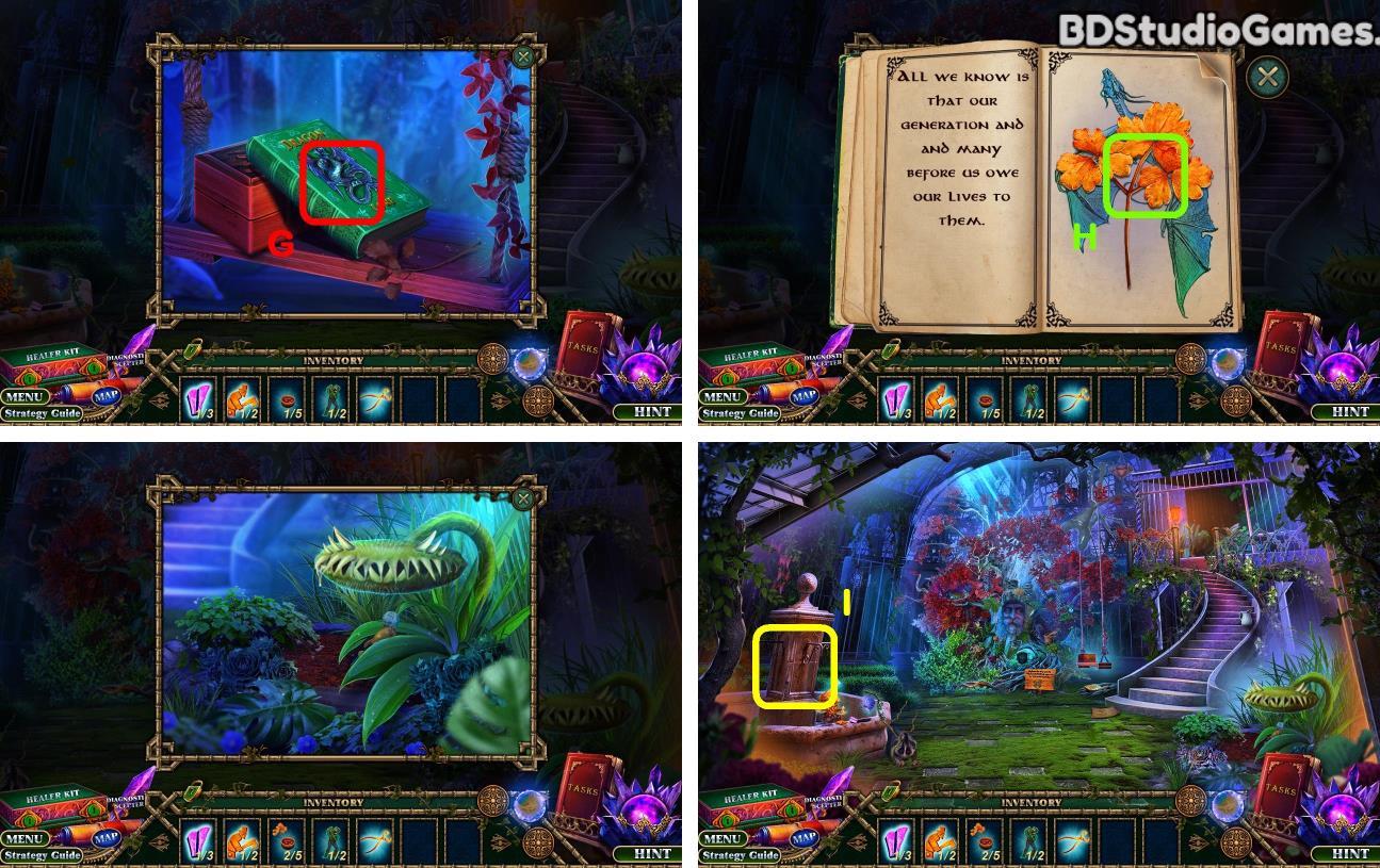 Enchanted Kingdom: Fiend of Darkness Walkthrough Screenshot 0022