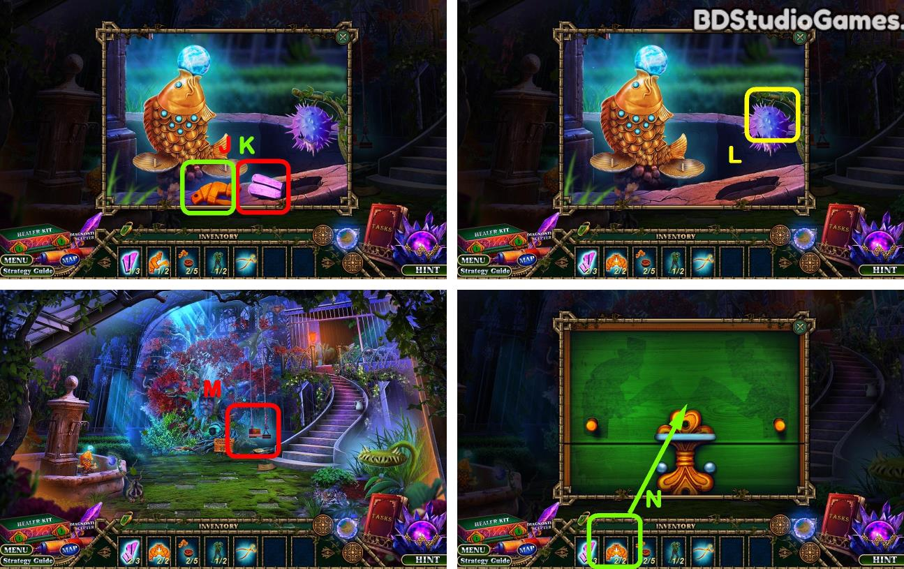 Enchanted Kingdom: Fiend of Darkness Walkthrough Screenshot 0023