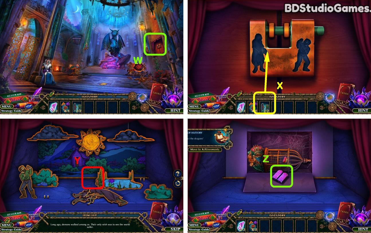 Enchanted Kingdom: Fiend of Darkness Walkthrough Screenshot 0026