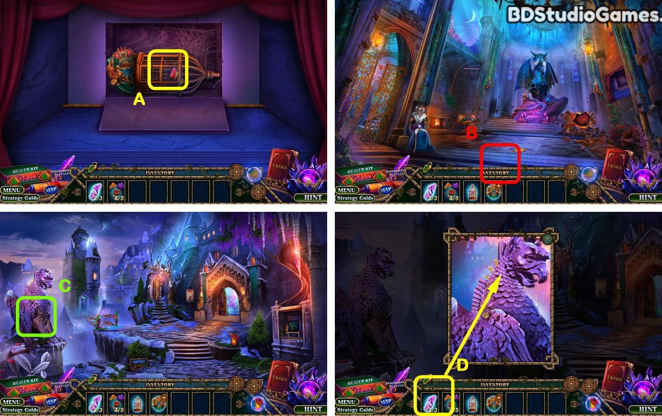 Enchanted Kingdom: Fiend of Darkness Walkthrough Screenshot 0027