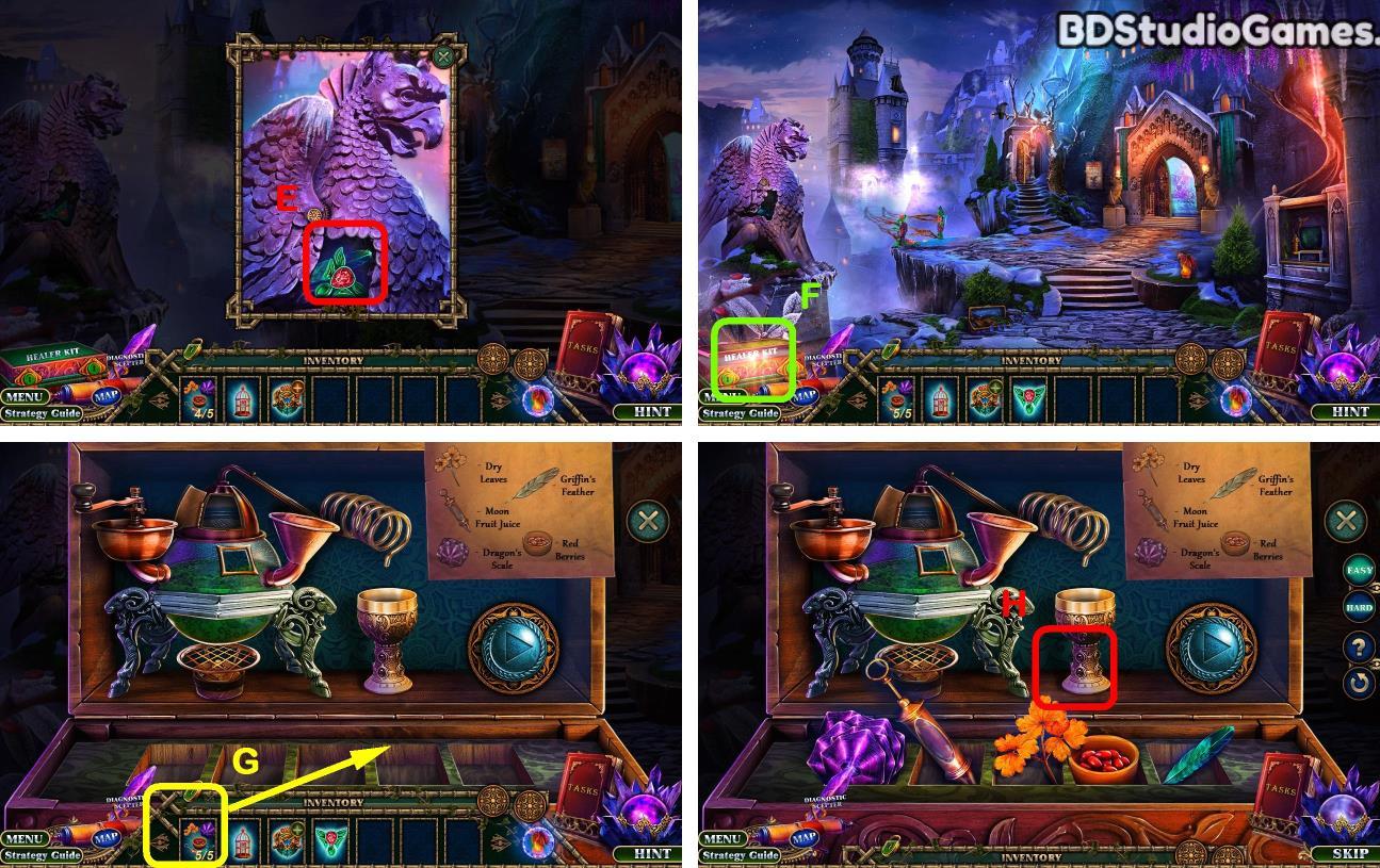 Enchanted Kingdom: Fiend of Darkness Walkthrough Screenshot 0028