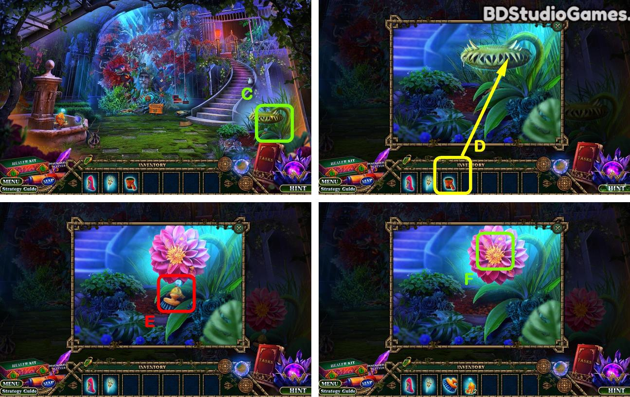 Enchanted Kingdom: Fiend of Darkness Walkthrough Screenshot 0034
