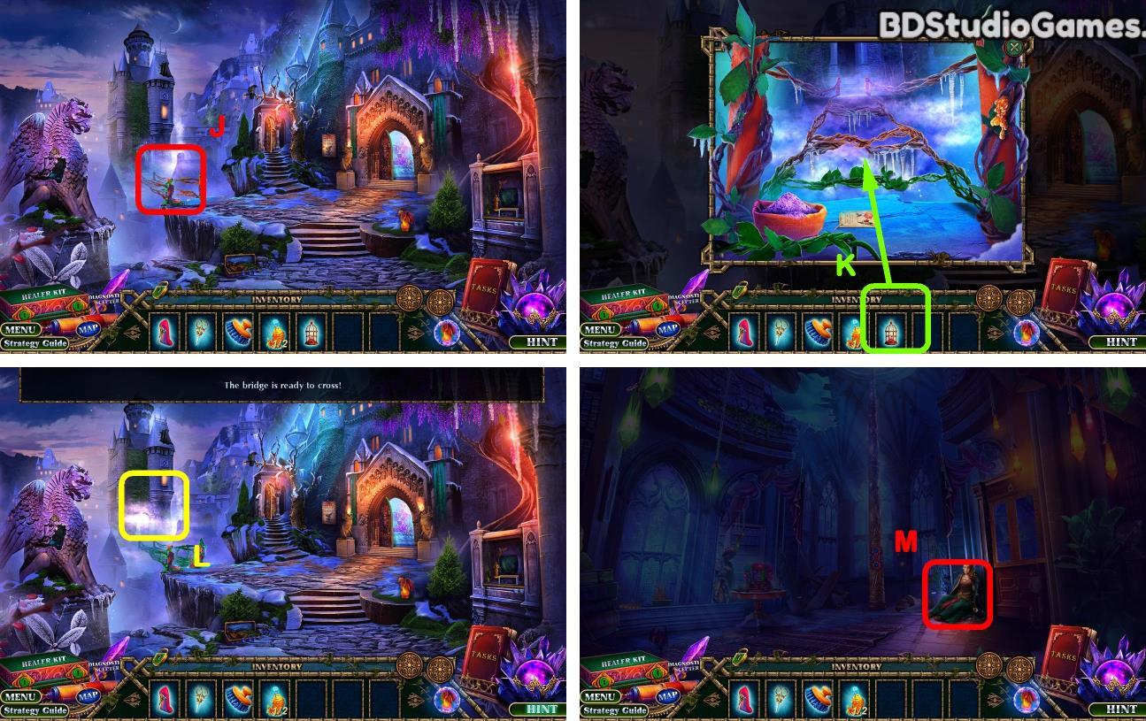 Enchanted Kingdom: Fiend of Darkness Walkthrough Screenshot 0036