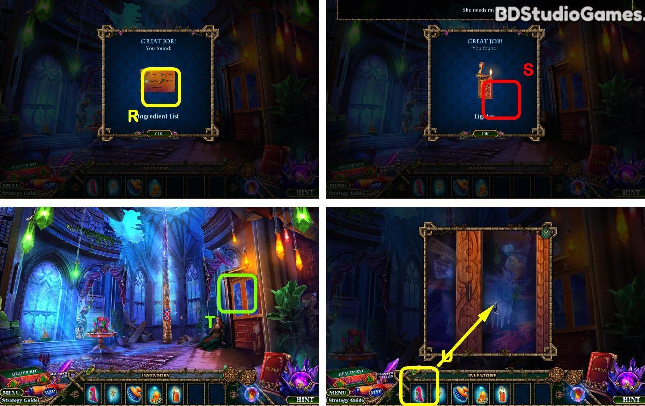 Enchanted Kingdom: Fiend of Darkness Walkthrough Screenshot 0038