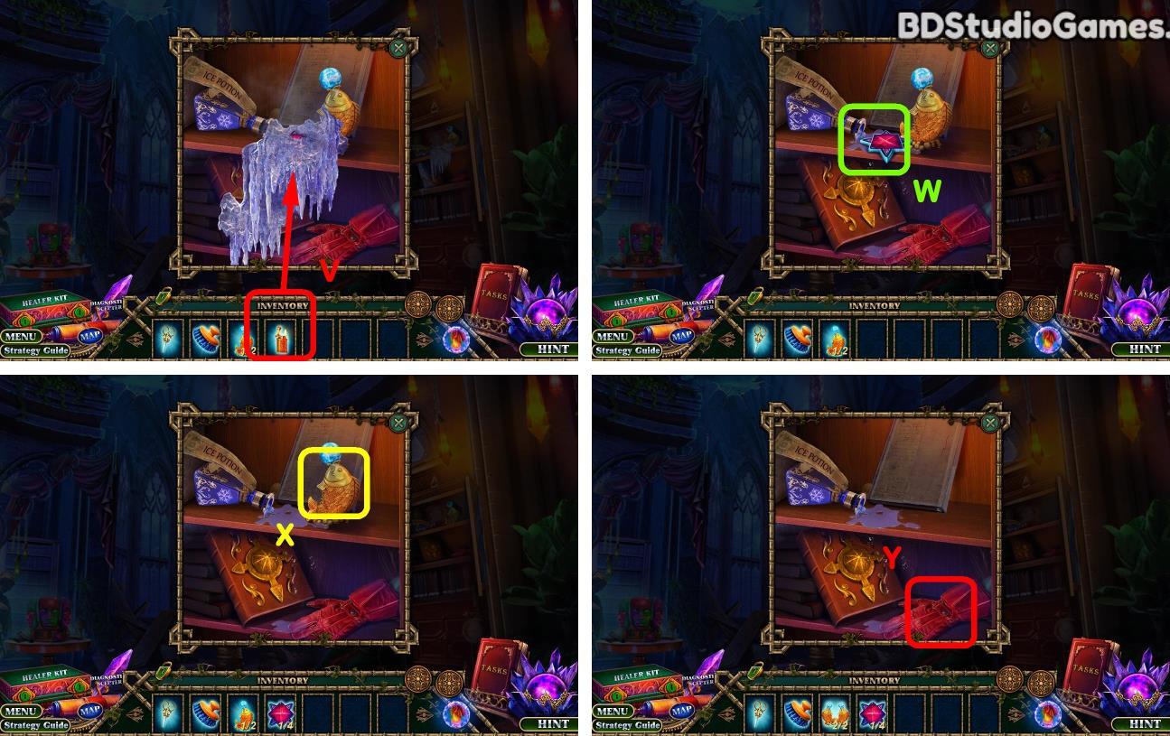 Enchanted Kingdom: Fiend of Darkness Walkthrough Screenshot 0039