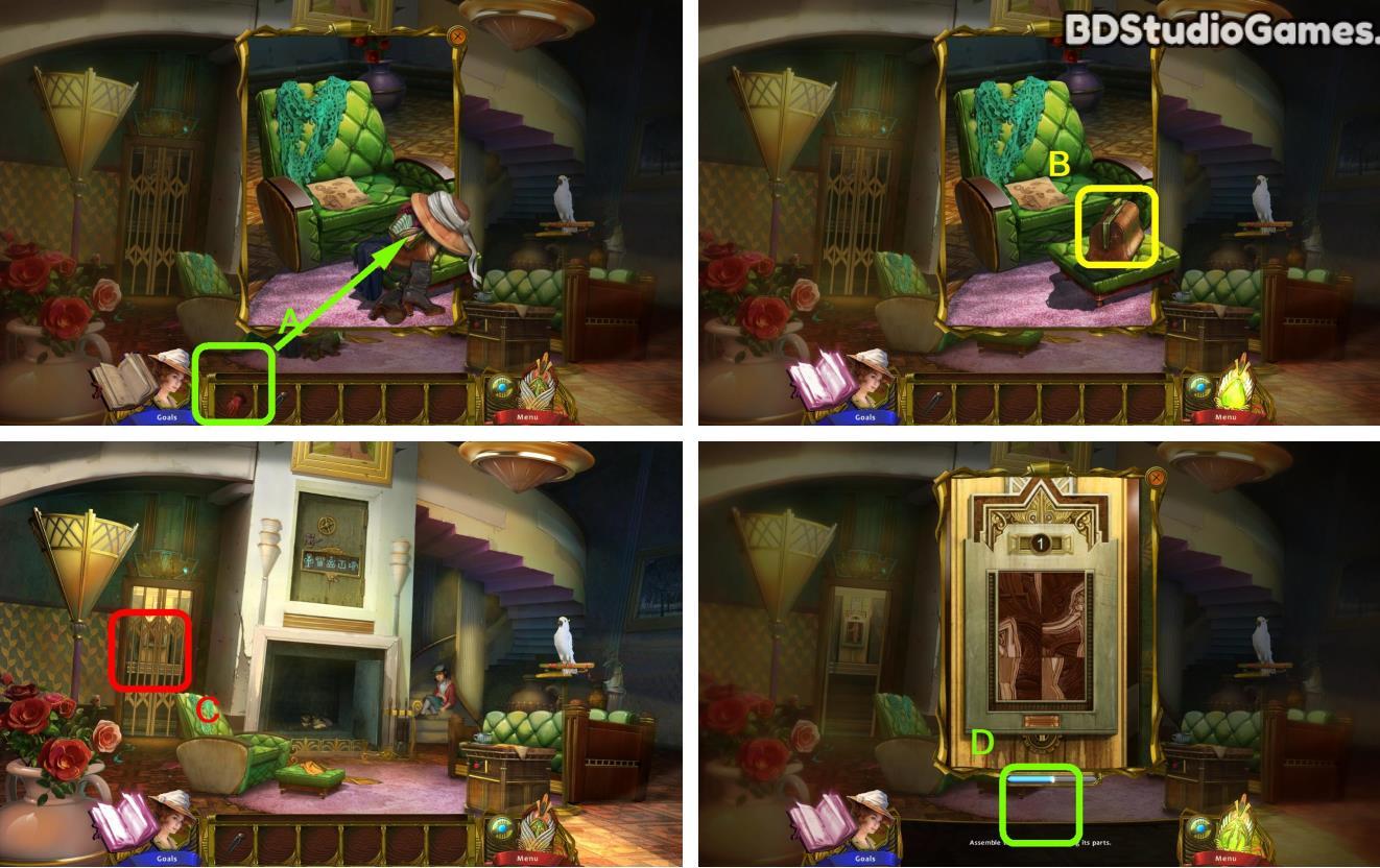 Esoterica: Hollow Earth Walkthrough Screenshot 0017