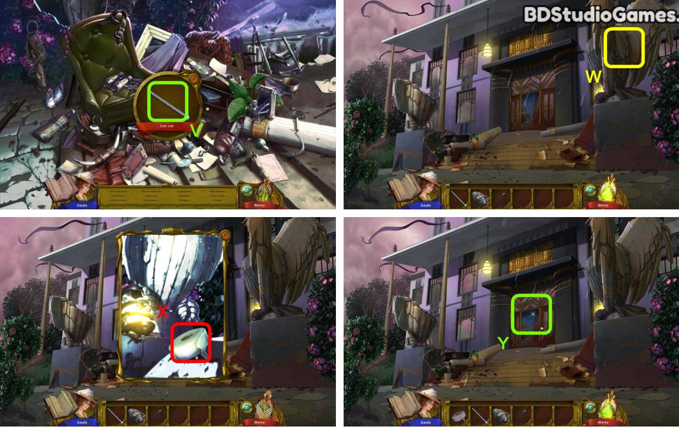 Esoterica: Hollow Earth Walkthrough Screenshot 0021