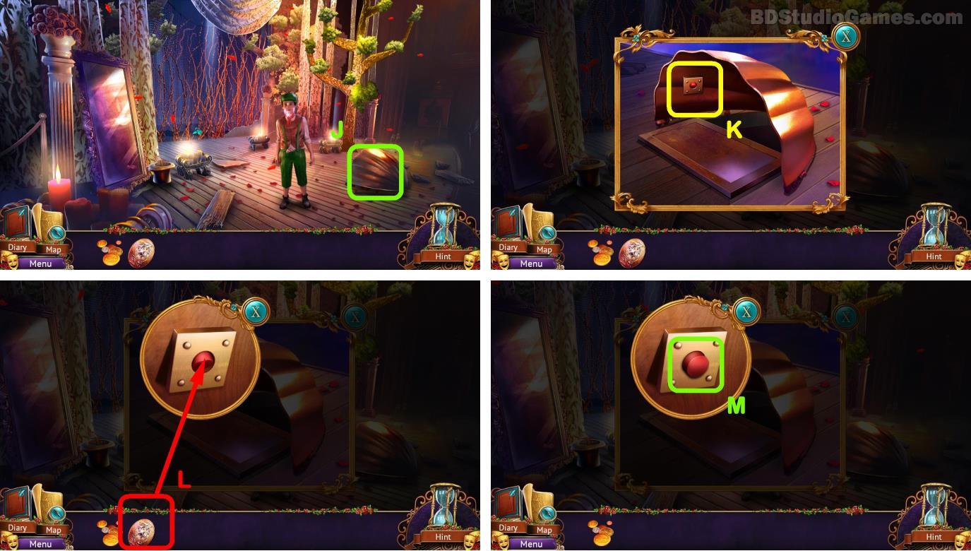Faces Of Illusion: The Twin Phantoms Walkthrough Screenshot