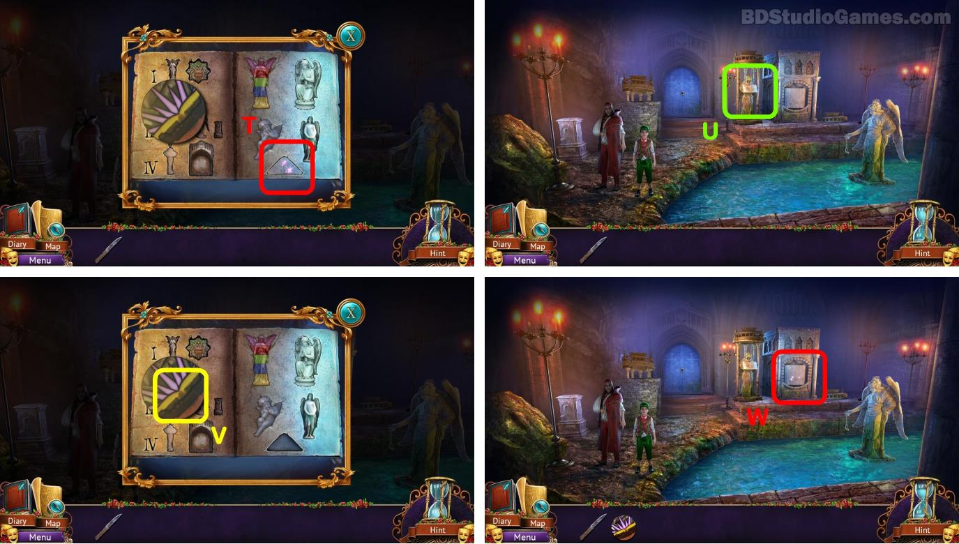 Faces Of Illusion: The Twin Phantoms Walkthrough Screenshot