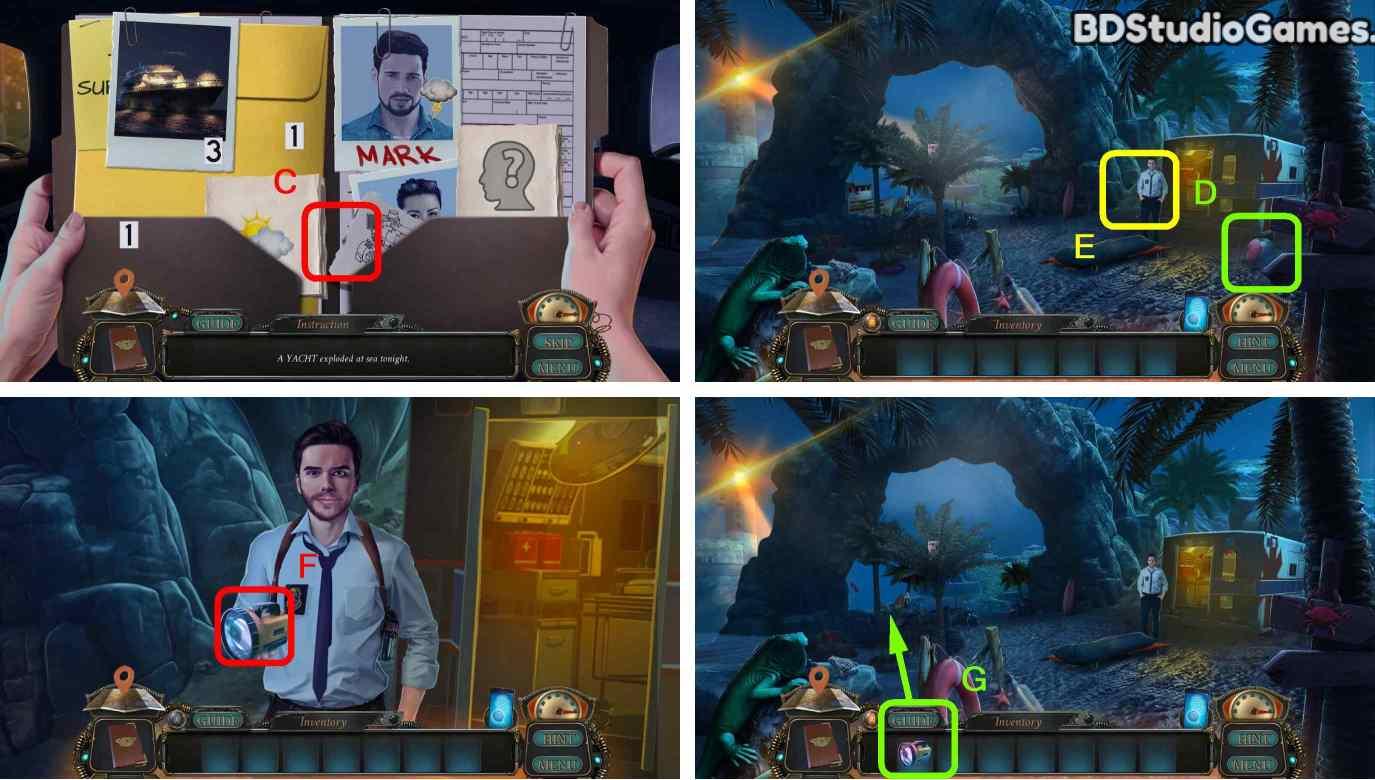Family Mystery: Poisonous Promises Walkthrough Screenshot 0006